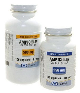 Medicines for Food Poisoning-Ampicillin oral