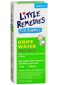Medicines for Food Poisoning-Little Remedies Gripe Water