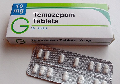 Sleeping Pills-Temazepam