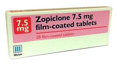 Sleeping Pills-Zopiclone