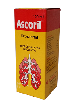 cough syrup-Ascoril expectorant