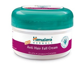 medicine for hair loss-Himalaya herbals anti hairfall cream