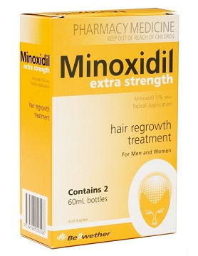 medicine for hair loss-Minoxidil