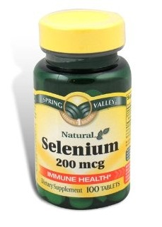 medicines for acne-Selenium