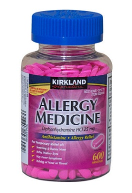 medicines for allergy-Kirkland allergy medicine