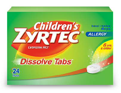 medicines for allergy-Zyrtec