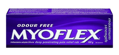 medicines for back pain-Myoflex topical