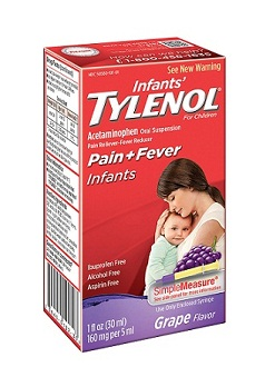 medicines for back pain-Tylenol Oral