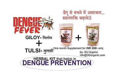 medicines for dengue-Giloy and tulsi Powder
