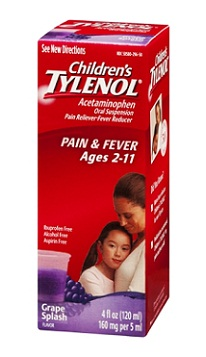 medicines for fever-•Tylenol oral