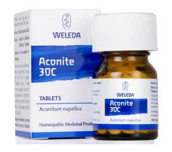 medicines for fever-Aconite