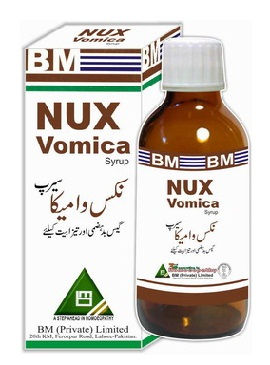 medicines for fever-Nux Vomica