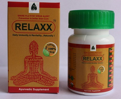 medicines for gastric-RELAXX ayurvedic supplement