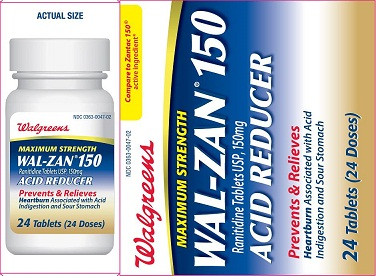 medicines for gastric-Wal Zan 150 oral