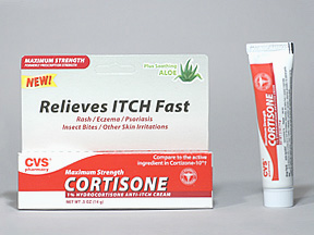 medicines for itching-Corticosteroid creams