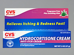 medicines for itching-Hydrocortisone