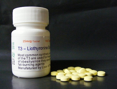 medicines for thyroid-Liothyronine oral