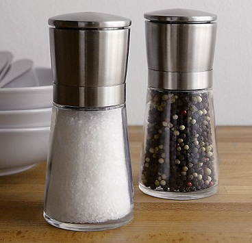 medicines for toothache-Pepper and salt