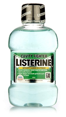 mouthwashes-Listerine Cavity Fighter