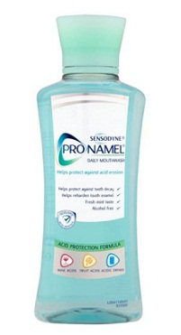 mouthwashes-Sensodyne ProNamel mouth wash