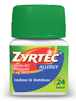 medicines for cold-Zyrtec