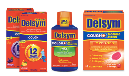 medicines for cold-delsym