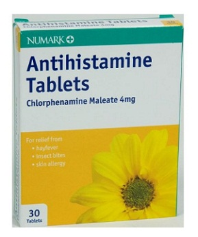 medicines for cough-Anti Histamine