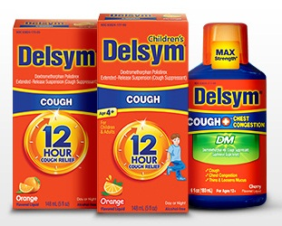medicines for cough-Delsym