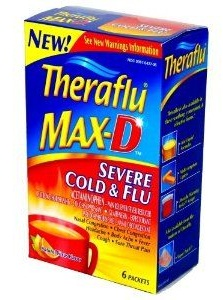medicines for cough and cold-Theraflu Max-D severe cold-flu oral