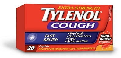 medicines for cough and cold-Tylenol