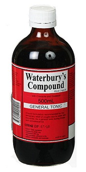 medicines for cough and cold-Waterbury's compound