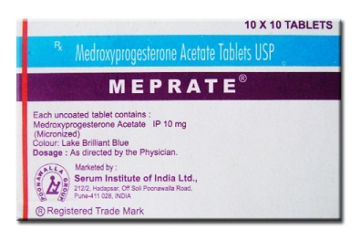 medicines for getting periods-Meprate