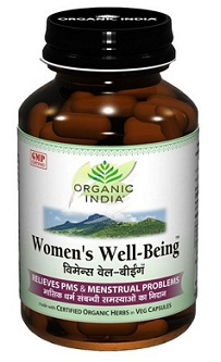 medicines for getting periods-Organic India women's well-Being