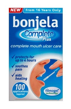 medicines for mouth ulcer-Bonjela complete plus