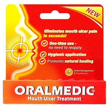 medicines for mouth ulcer-Oralmedic
