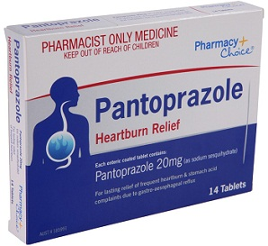 medicines for stomach pain-Pantoprazole
