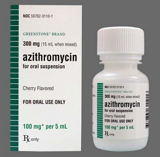 medicines for urine infection-Azithromycin oral