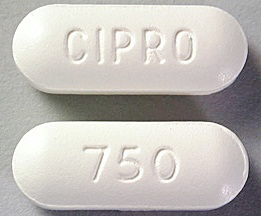 medicines for urine infection-Cipro oral