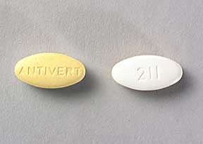 medicines for vertigo-Antivert Oral