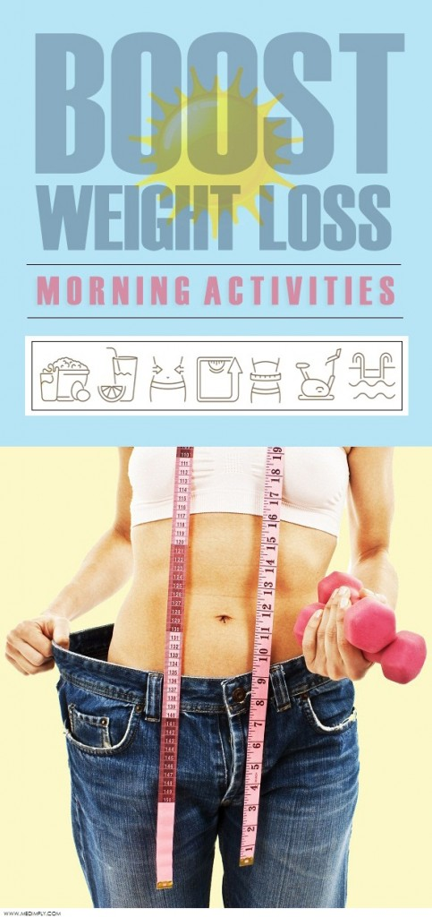 Early Morning Activities for Weight Loss What Should you Do