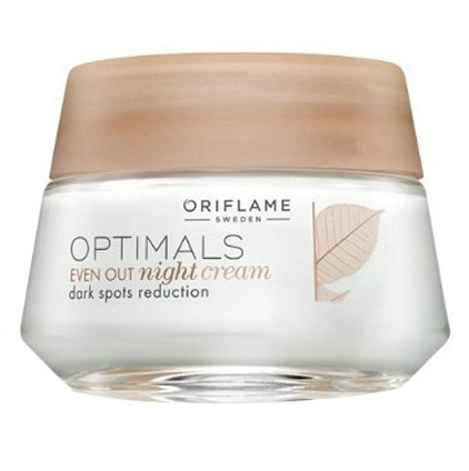 OriflameOptimals Even out night cream