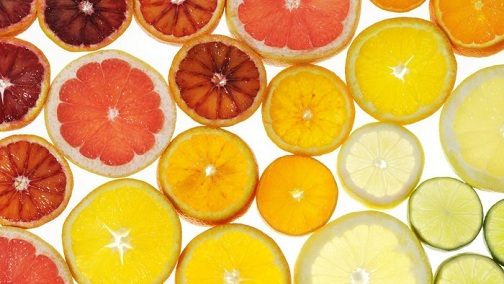 Citrus Fruits for breast reduction