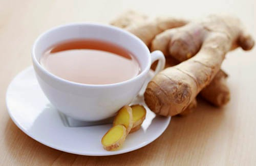 Ginger for breast reduction