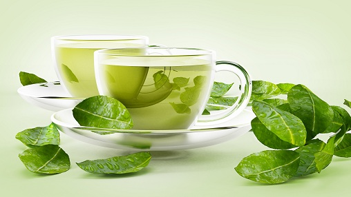 Green Tea for breast reduction